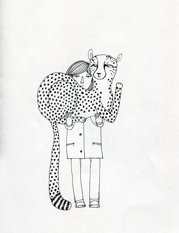 inktber 3 cheetah