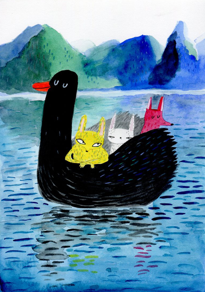 black swan 2016