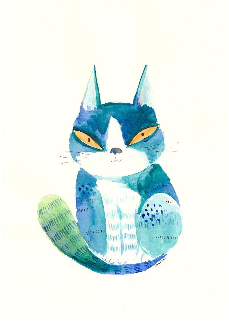 blue cat 2016