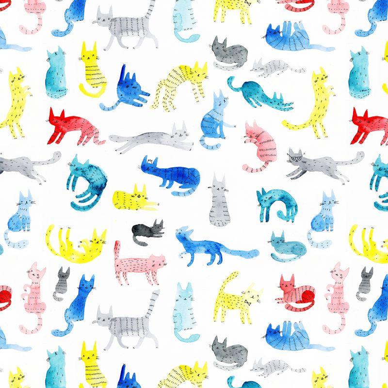 cat pattern 2016